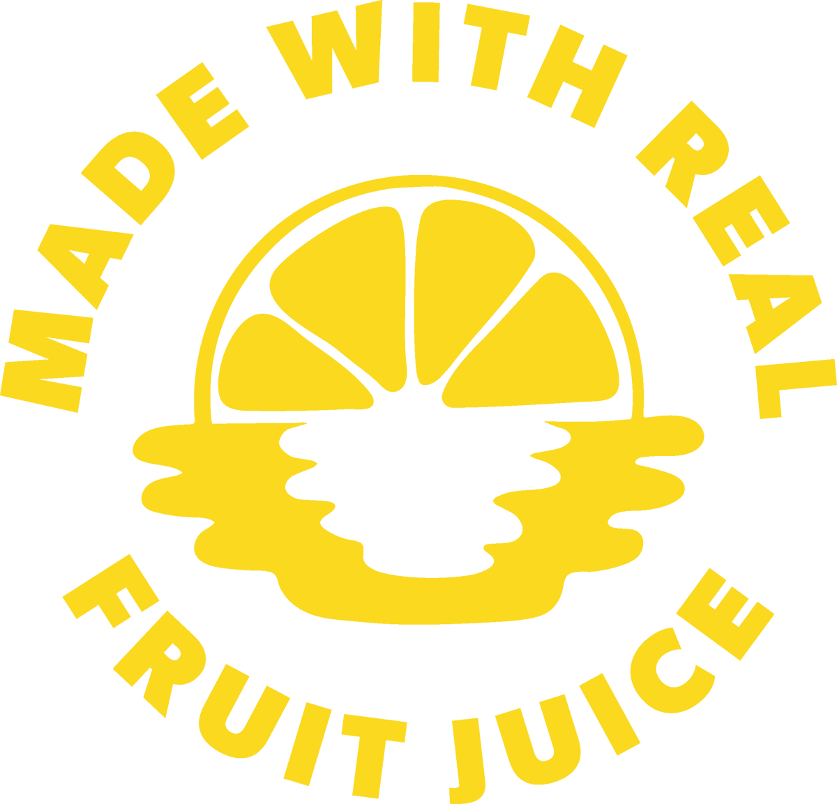 Hard Seltzer Made With Real Fruit Juice