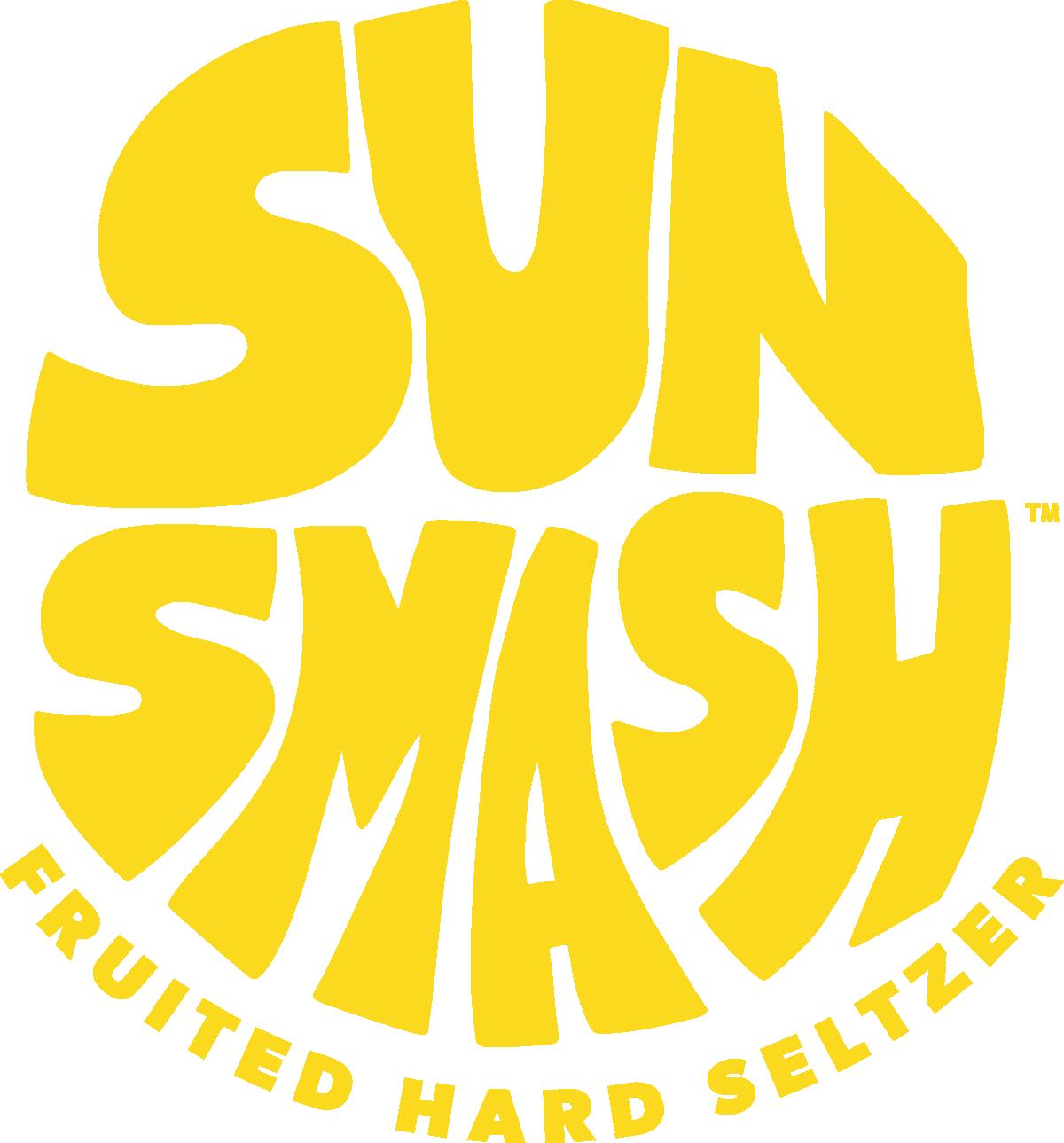 SunSmash Hard Seltzer Logo