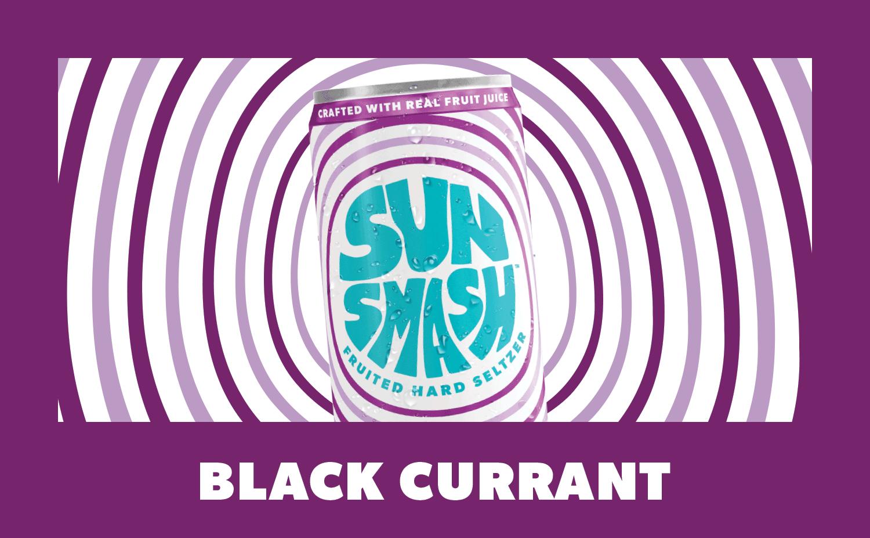 Black Currant Hard Seltzer