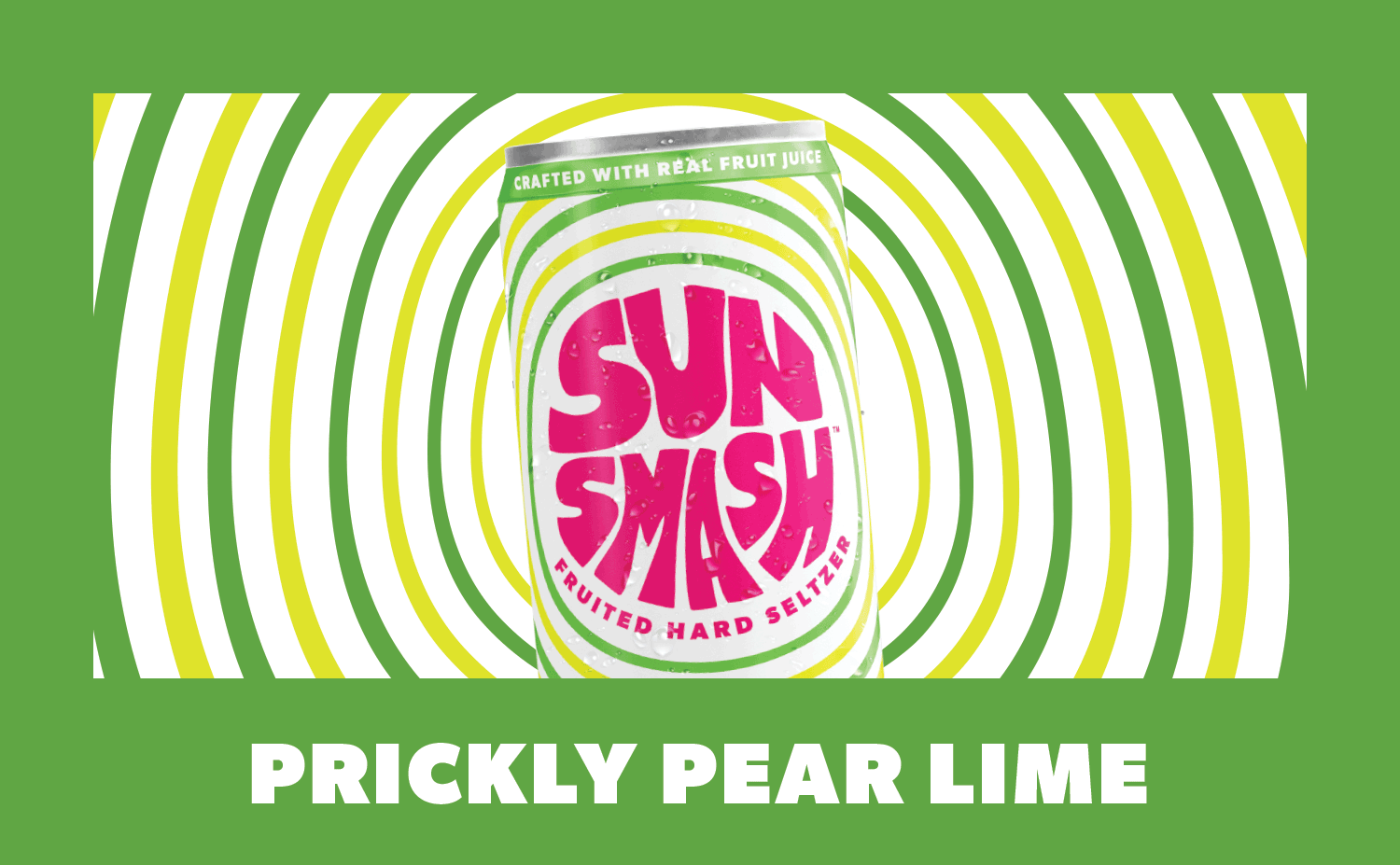 Prickly Pear Lime Hard Seltzer